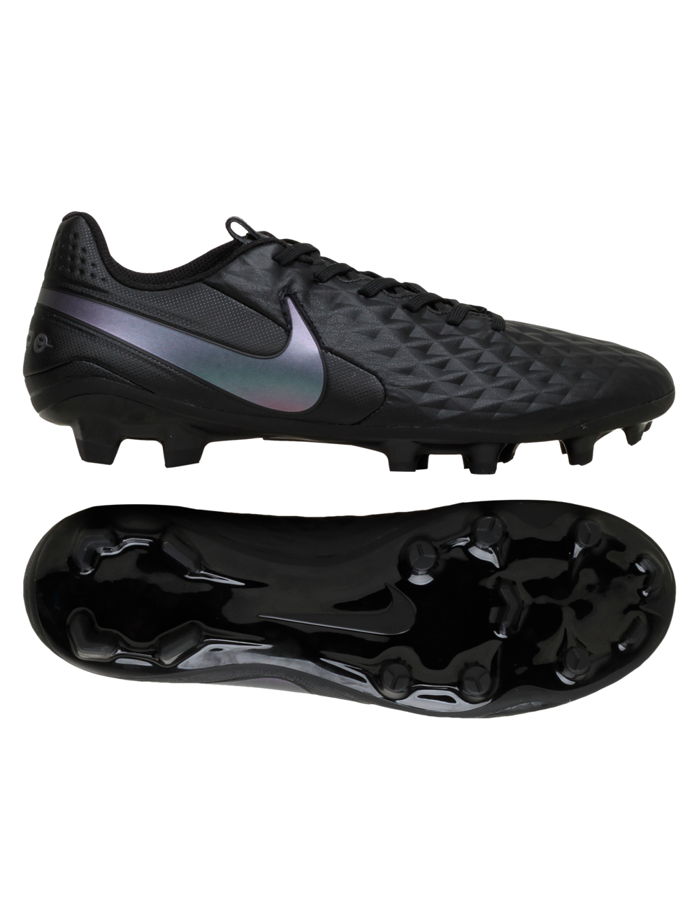 NIKE TIEMPO LEGEND 8 ACADEMY | FGMG KINETIC BLACK